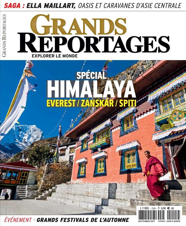 Grands Reportages Hors Série N°15 - Septembre 2017