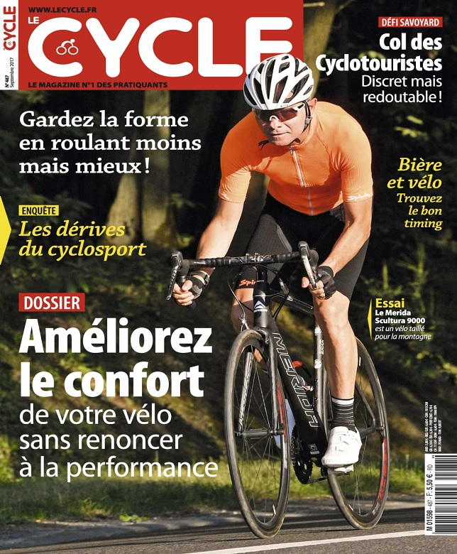 Le Cycle N°487 - Septembre 2017