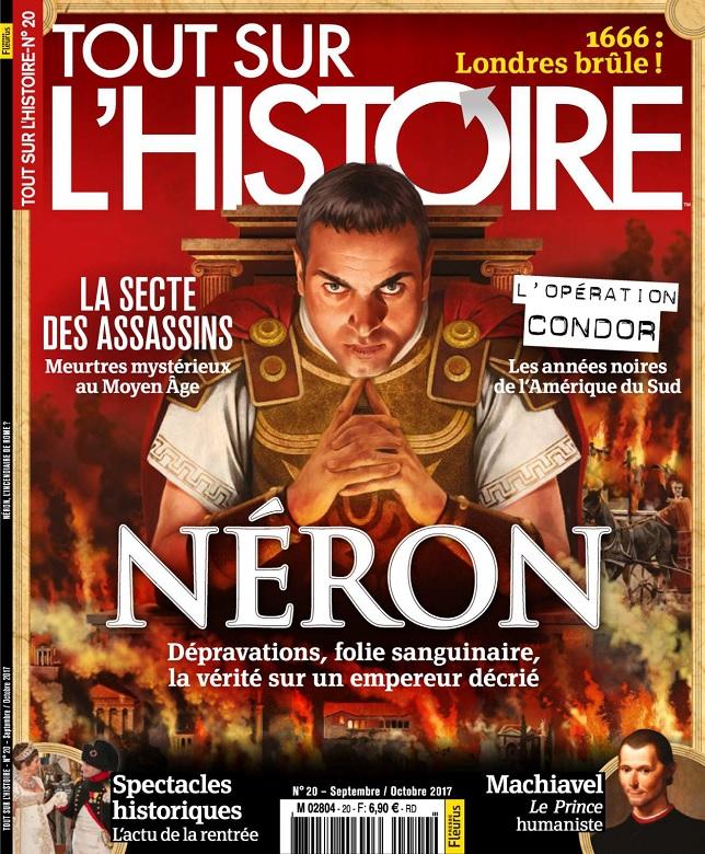 télécharger Tout Sur L'Histoire N°20 - Septembre-Octobre 2017