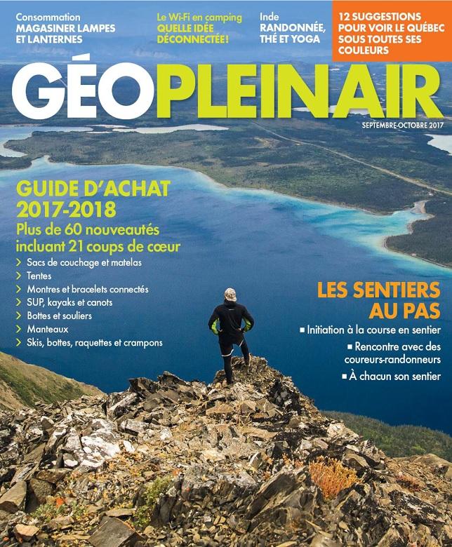 Géo Plein Air - Septembre-Octobre 2017