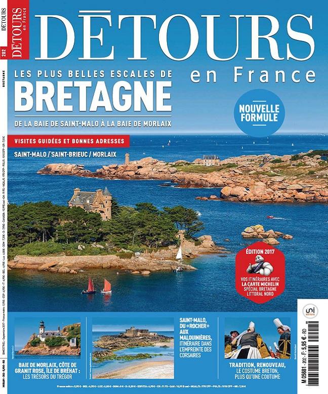 télécharger Détours En France N°202 - Septembre 2017