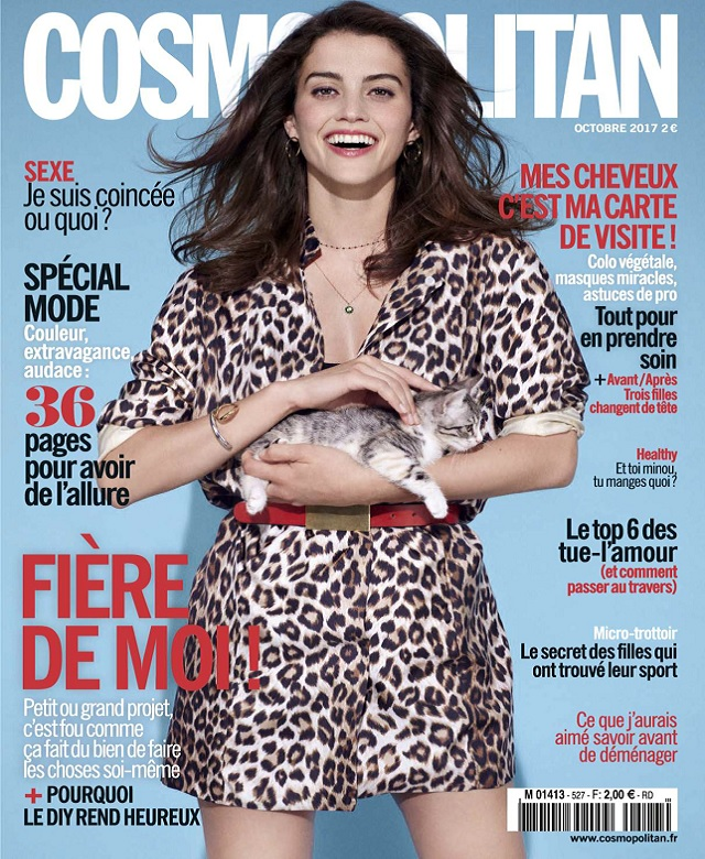 télécharger Cosmopolitan N°527 - Octobre 2017