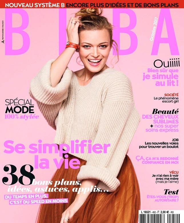 télécharger Biba N°452 - Octobre 2017