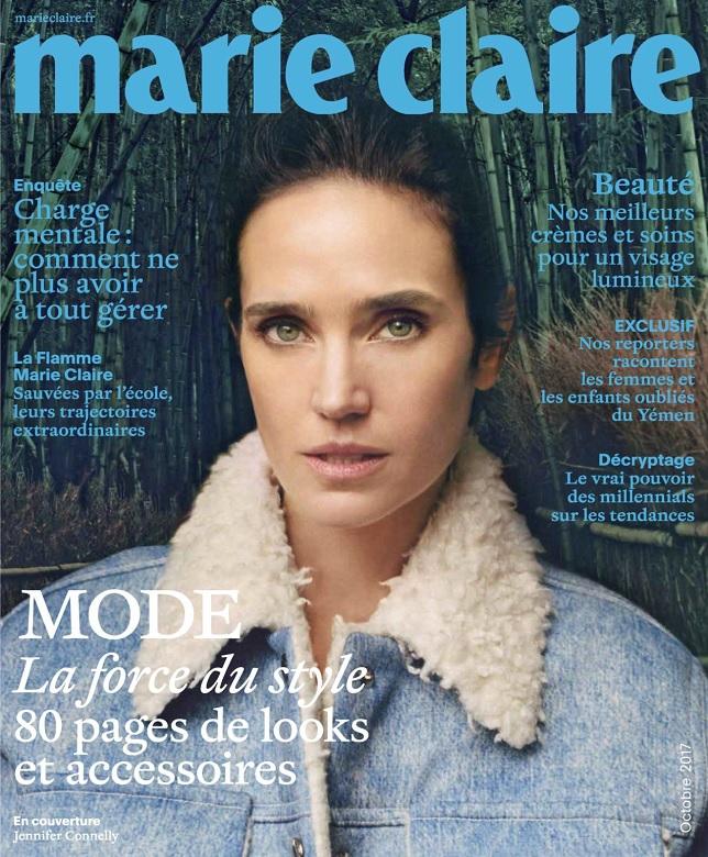 télécharger Marie Claire N°781 - Octobre 2017