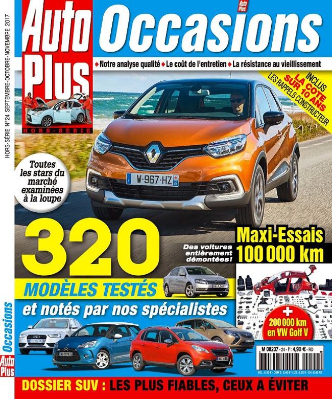 télécharger Auto Plus Occasions Hors Série N°24 - Septembre-Octobre 2017