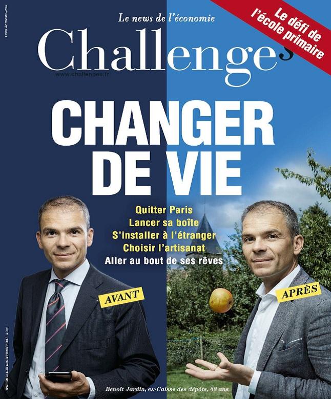 télécharger Challenges N°531 Du 31 Août 2017