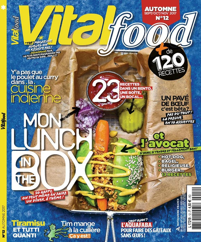 télécharger Vital Food N°12 - Septembre-Novembre 2017