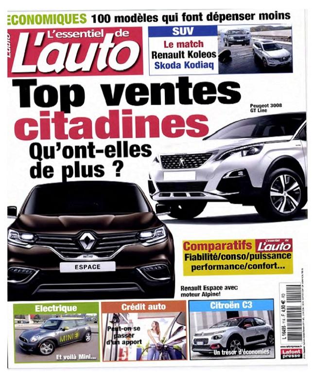 télécharger L'Essentiel De L'Auto N°114 - Septembre-Octobre 2017