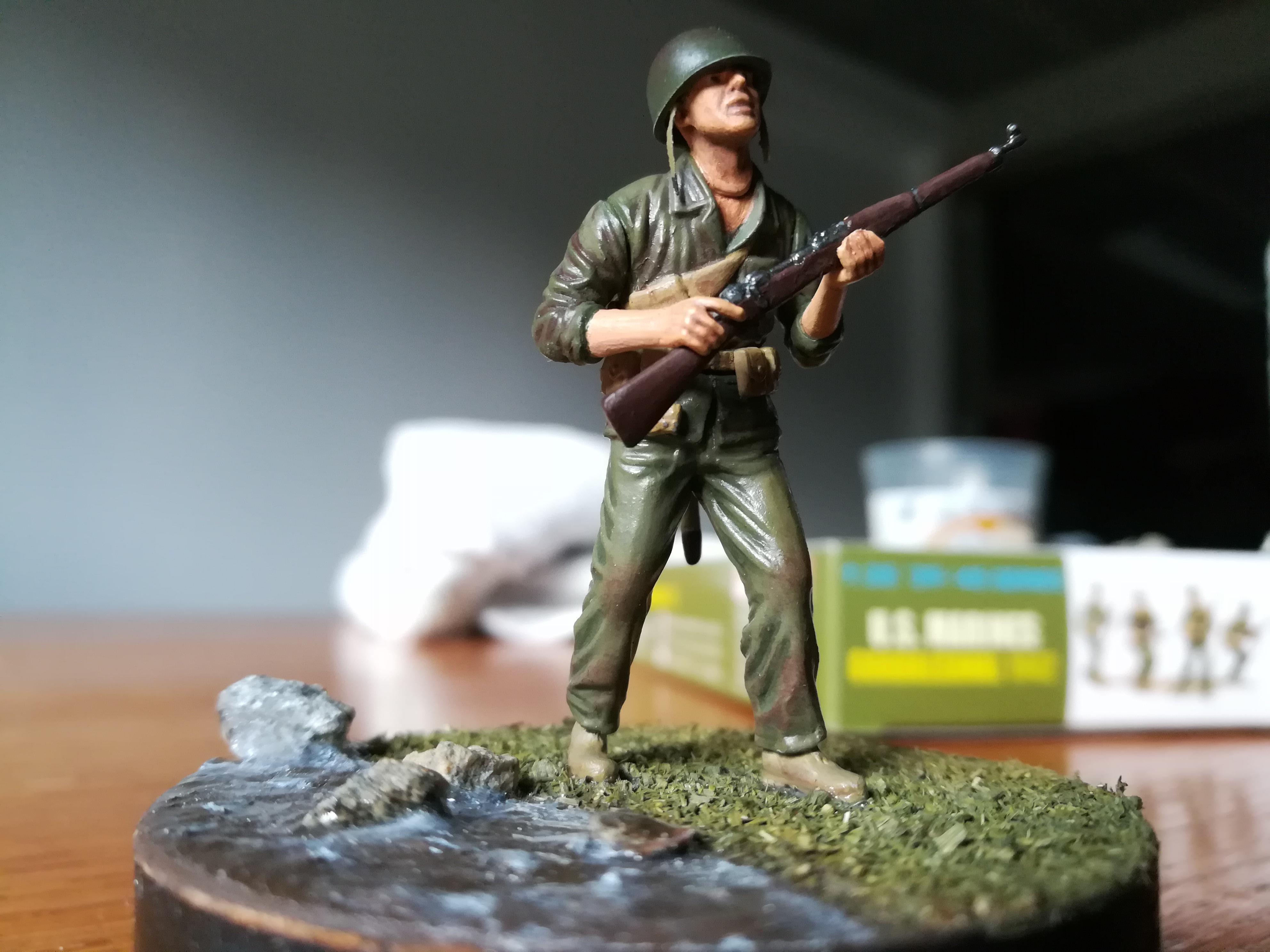 US Marine Guadalcanal - Dragon - 1/35 170830052336332692