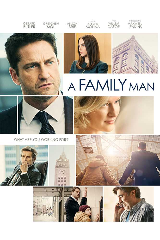 A Family Man (2016) poster image