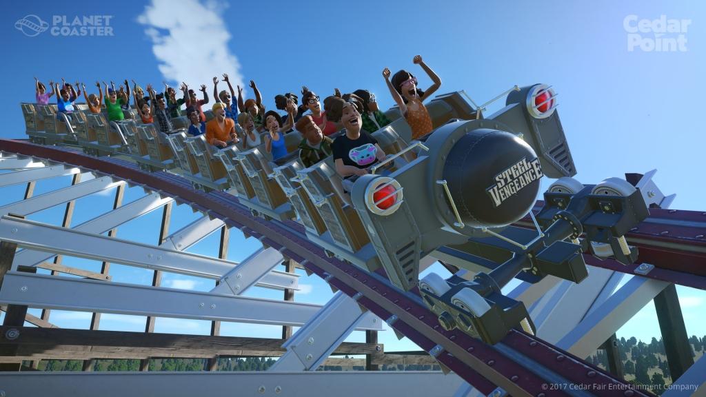 Planet Coaster - Cedar Points Steel Vengeance image 1