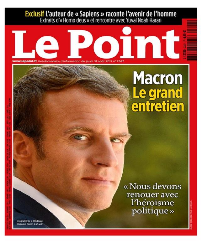 télécharger Le Point N°2347 Du 31 Août 2017