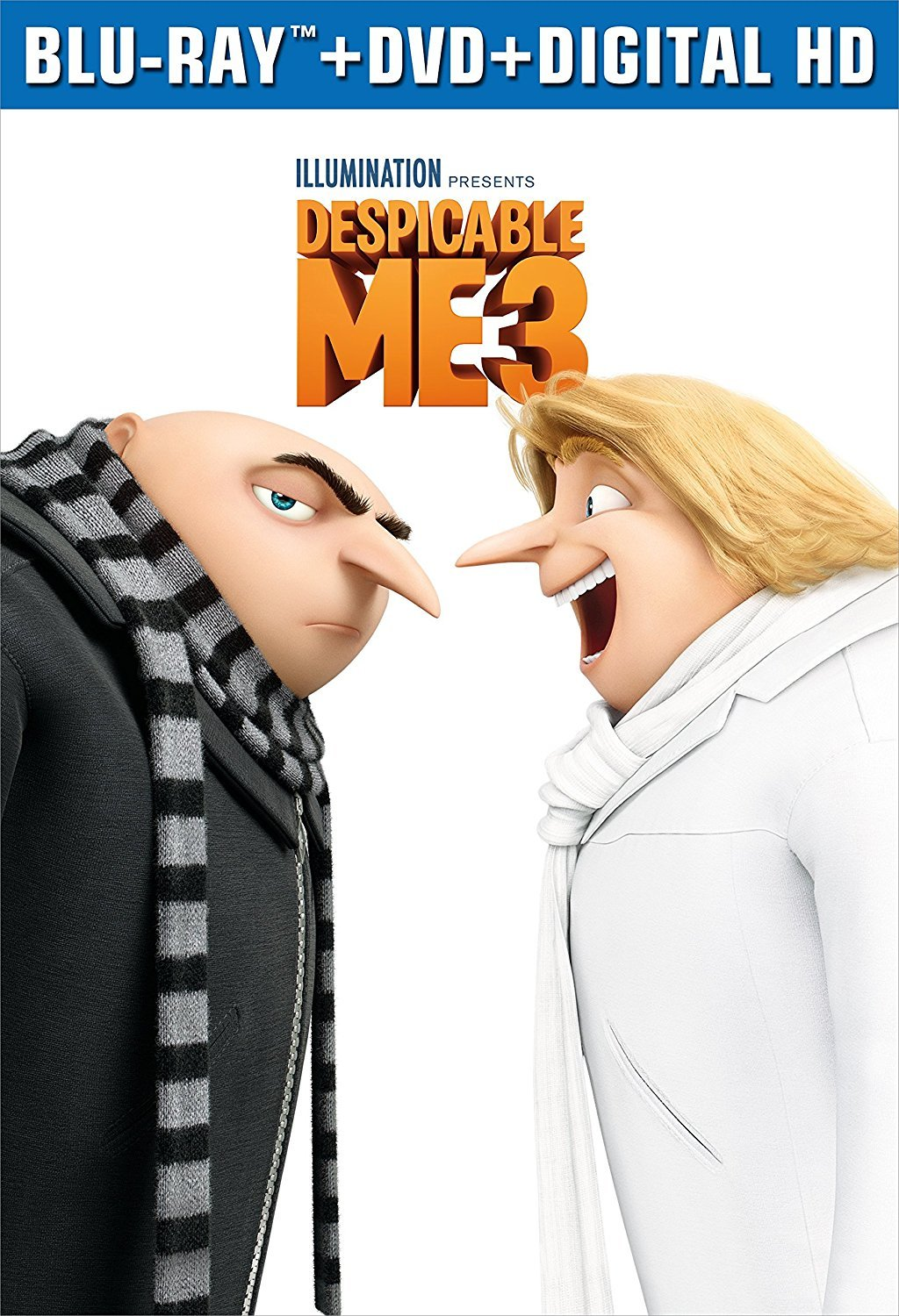 Despicable Me 3 (2017) poster image