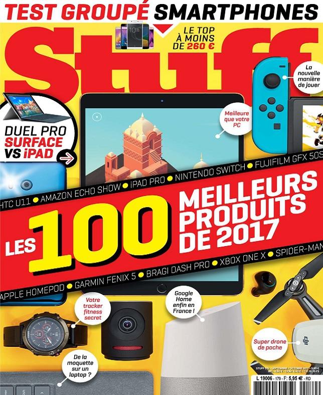 télécharger Stuff N°179 - Septembre-Octobre 2017