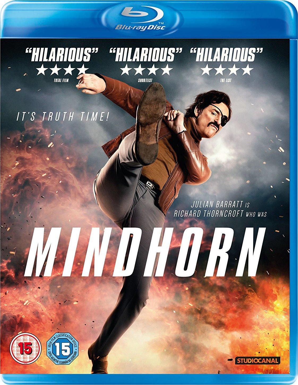 Mindhorn (2016) poster image