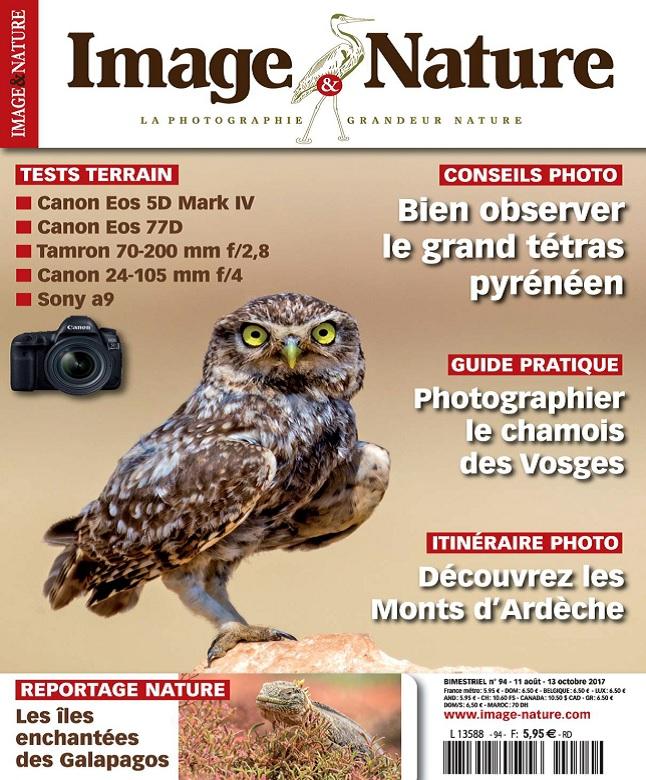 Image et Nature N°94 - Août-Octobre 2017