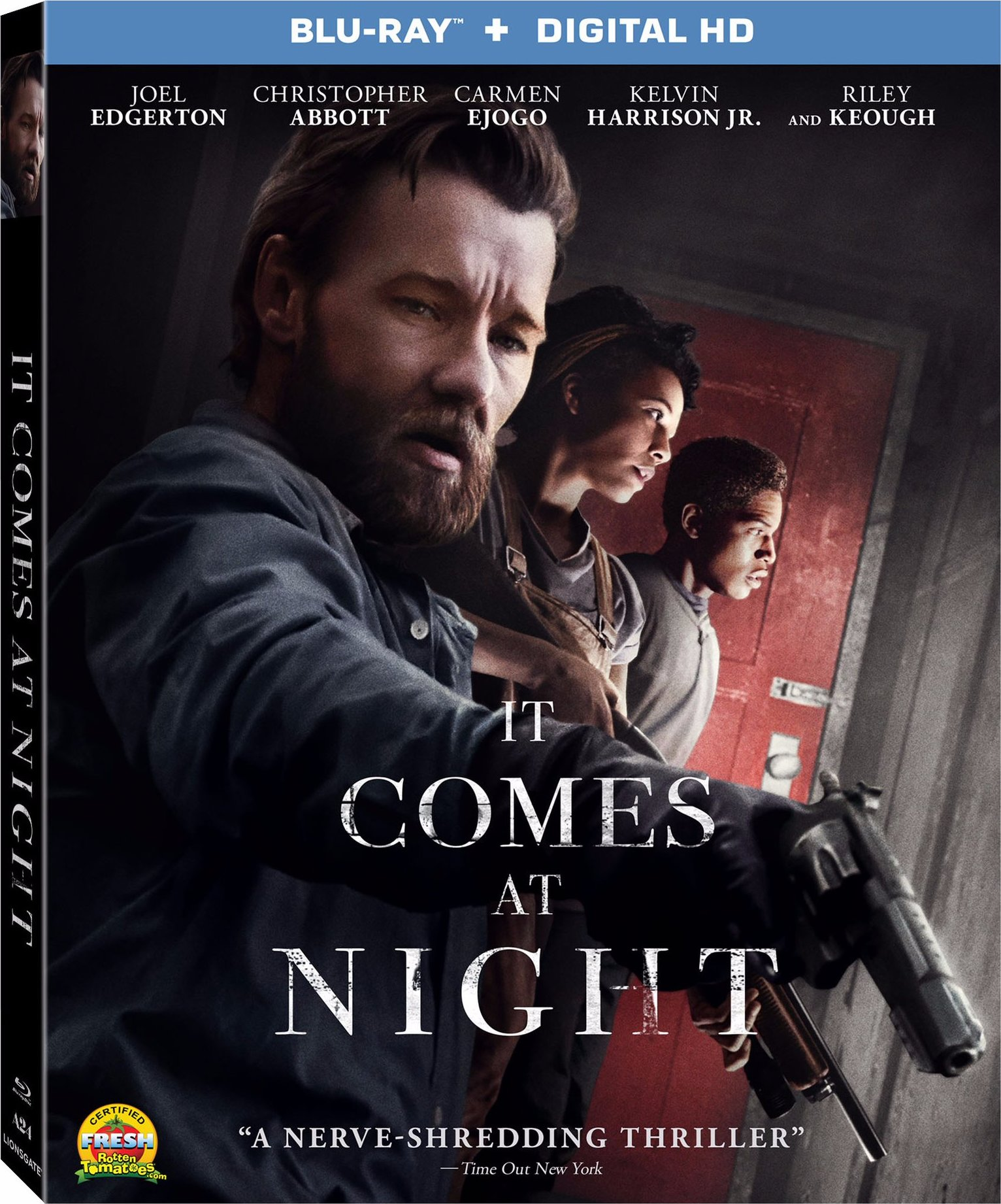 It Comes at Night (2017) poster image