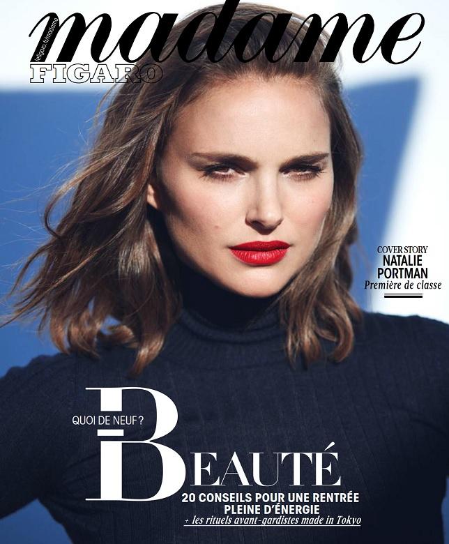 Madame Figaro Du 1er Septembre 2017
