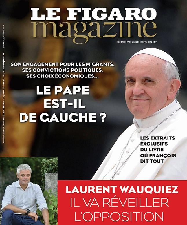 Le Figaro Magazine Du 1er Septembre 2017