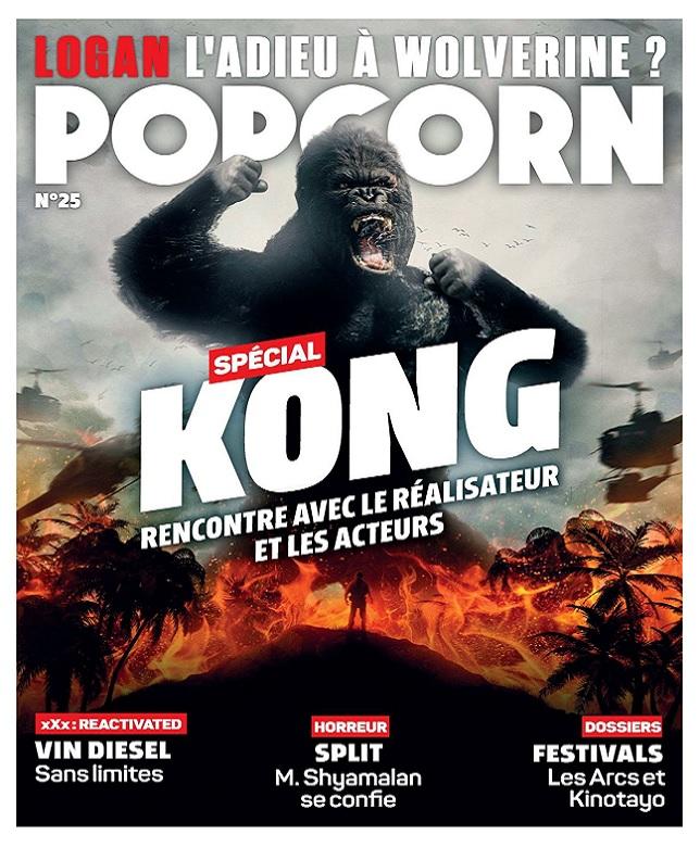 Popcorn N°25 - Septembre 2017