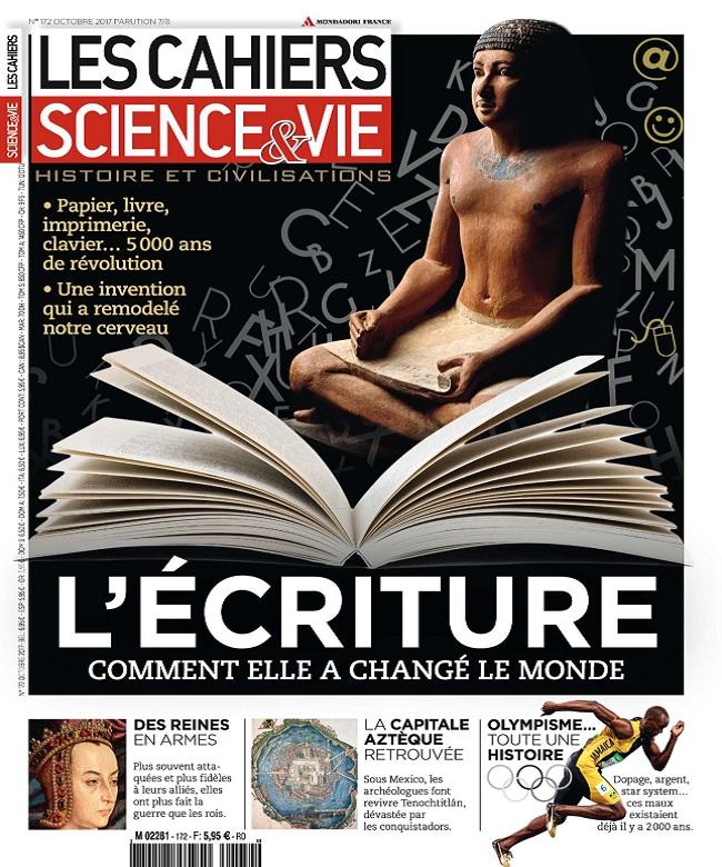 Les Cahiers De Science et Vie N°172 - Octobre 2017