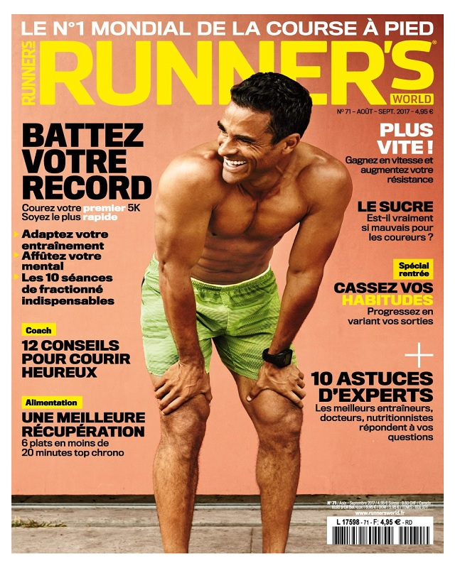 Runner's World N°71 - Septembre 2017