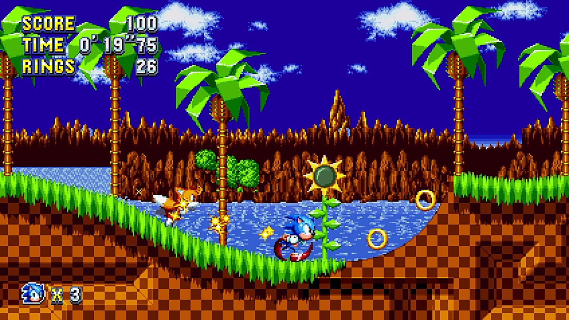Sonic Mania image 1