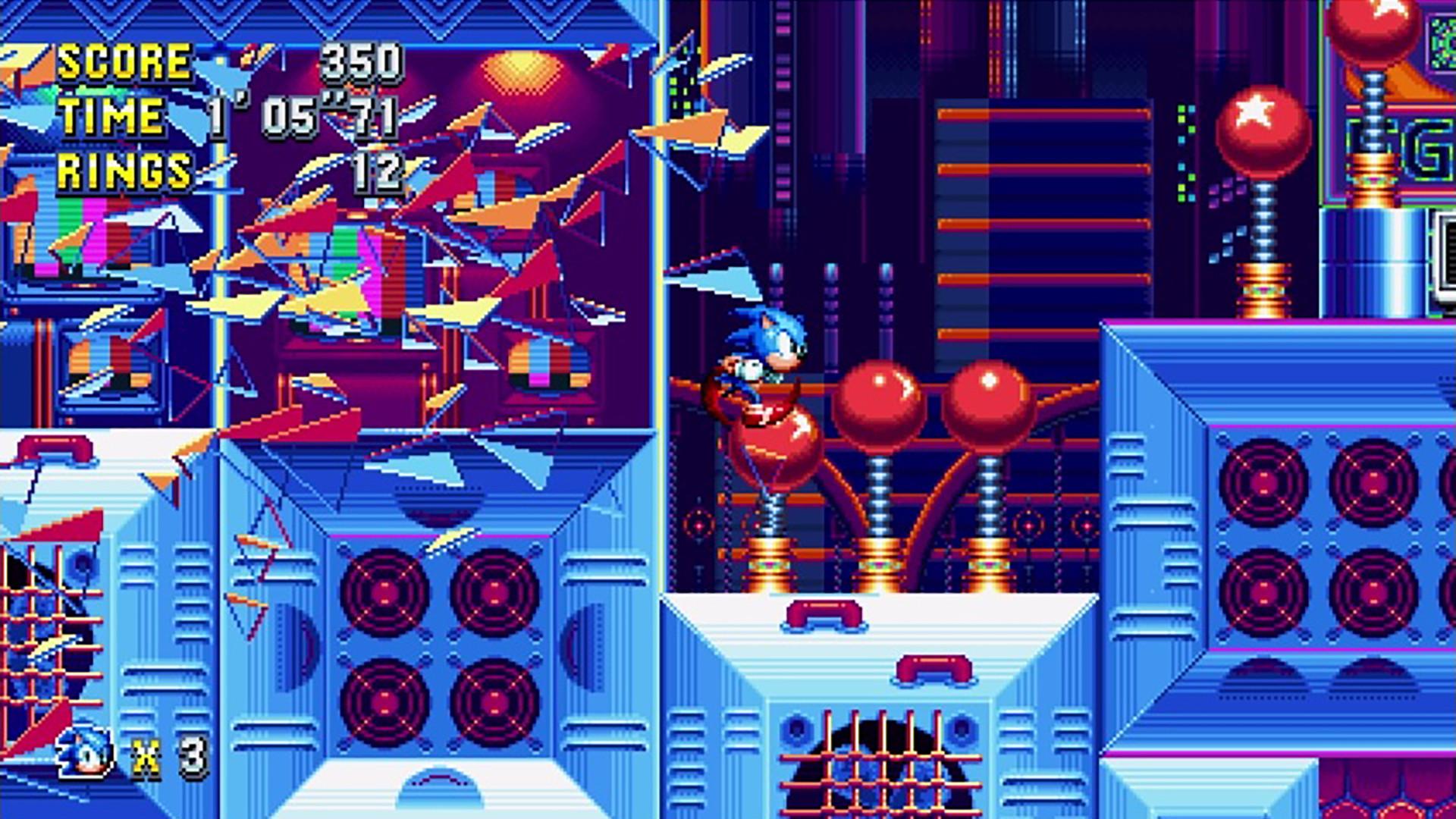 Sonic Mania image 2