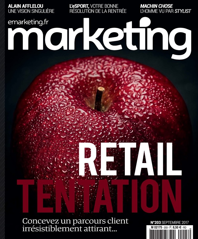 Marketing N°203 - Septembre 2017