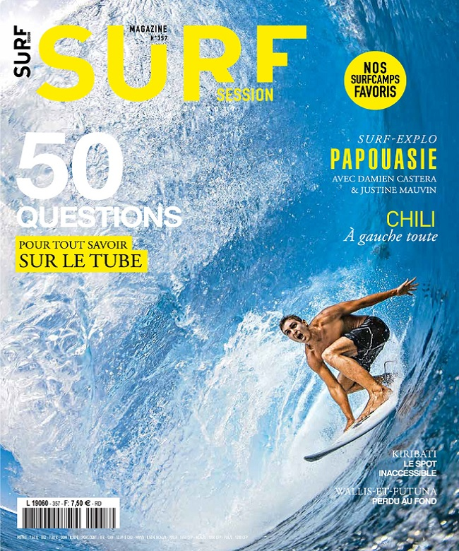 Surf Session N°357 - Septembre 2017