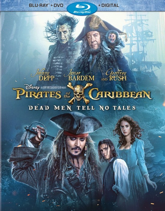 Pirates of the Caribbean: Dead Men Tell No Tales (2017) poster image