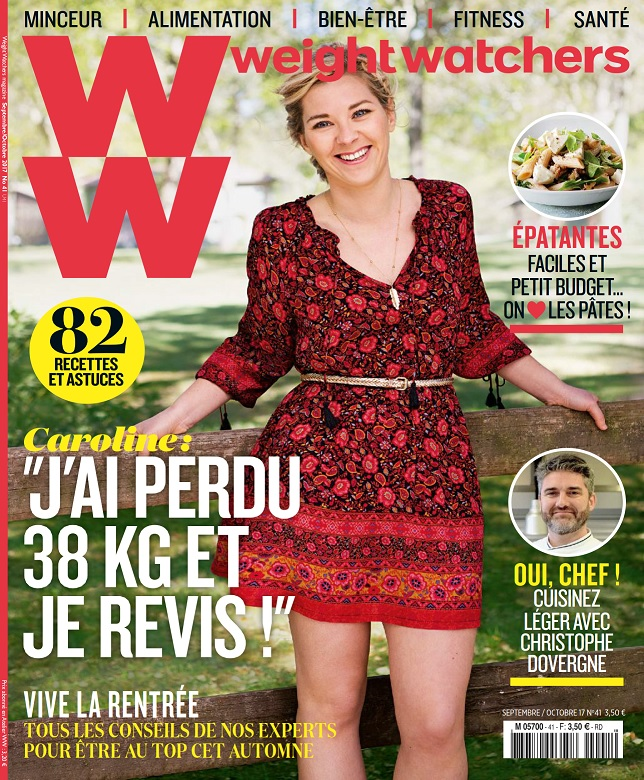 Weight Watchers France N°41 - Septembre-Octobre 2017