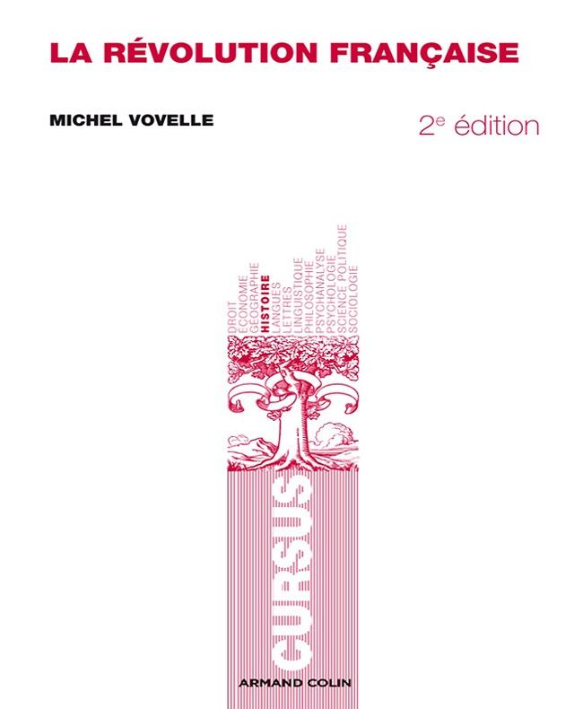 La Révolution Française - Michel Vovelle