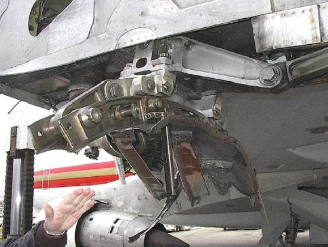 ruptures non contenues disque turbine CF6-50  170906095519634088