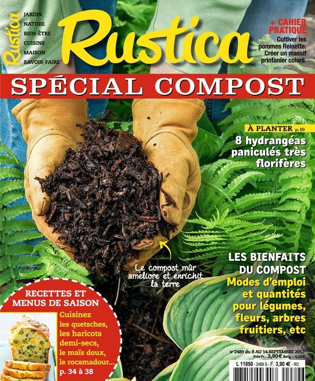 télécharger Rustica N°2489 Du 8 au 14 Septembre 2017