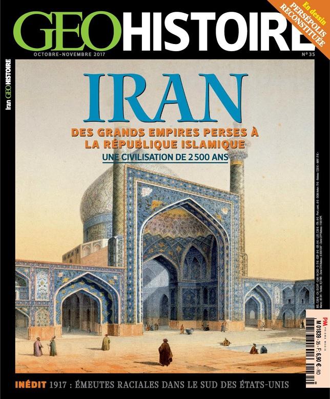 télécharger Geo Histoire N°35 - Octobre-Novembre 2017