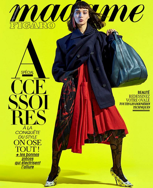 Madame Figaro Du 8 Septembre 2017