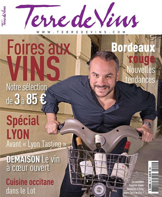 télécharger Terre De Vins N°49 - Septembre-Octobre 2017