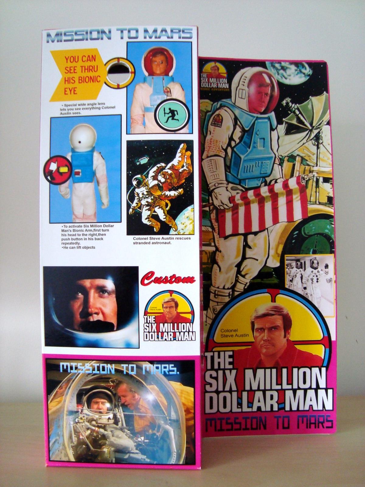 Steve Austin L'homme qui valait 3 milliards - KENNER MECCANO - Page 11 170909113214285669