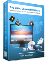 Poster for Anvsoft Any Video Converter Ultimate