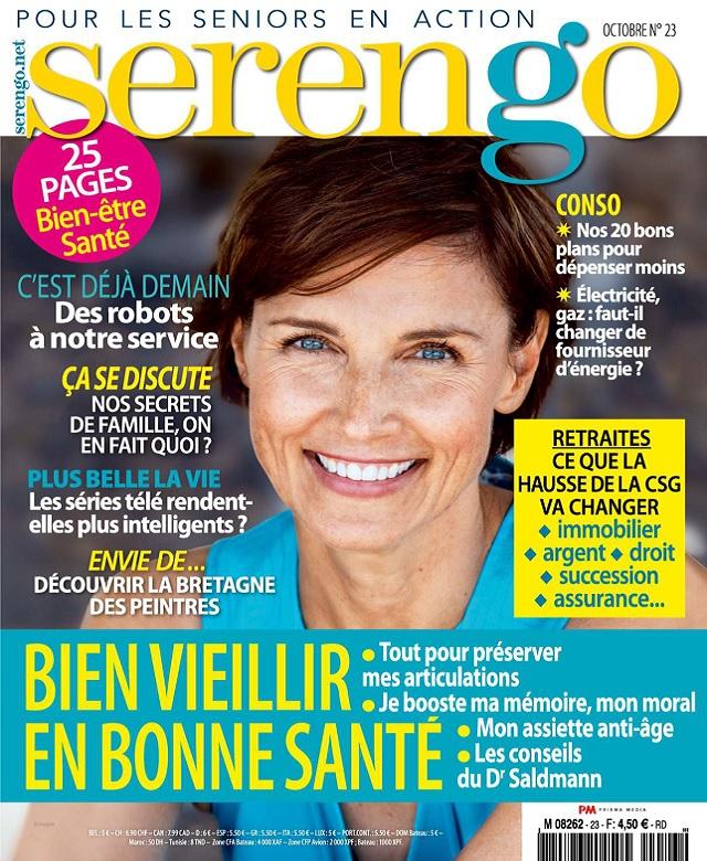 Serengo N°23 - Octobre 2017