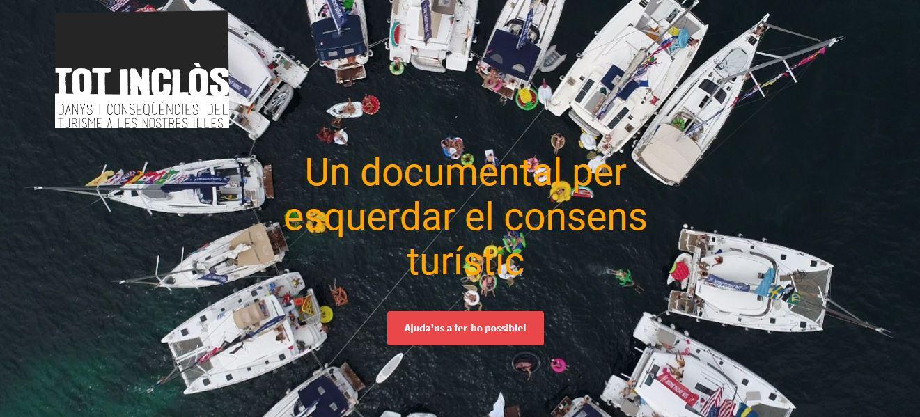 Tot Inclòs. Un documental per esquedar el consens turístic