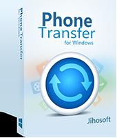 Poster for Jihosoft Phone Transfer