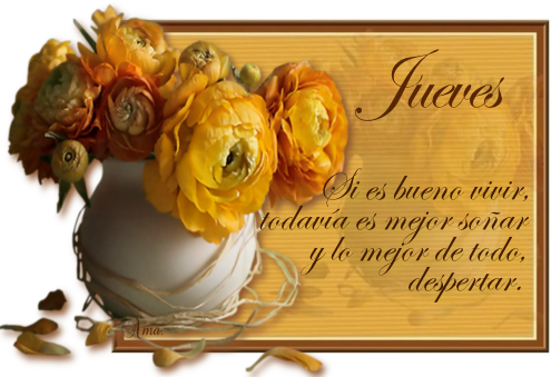 Jarron con Flores y Frase 170911102327917829