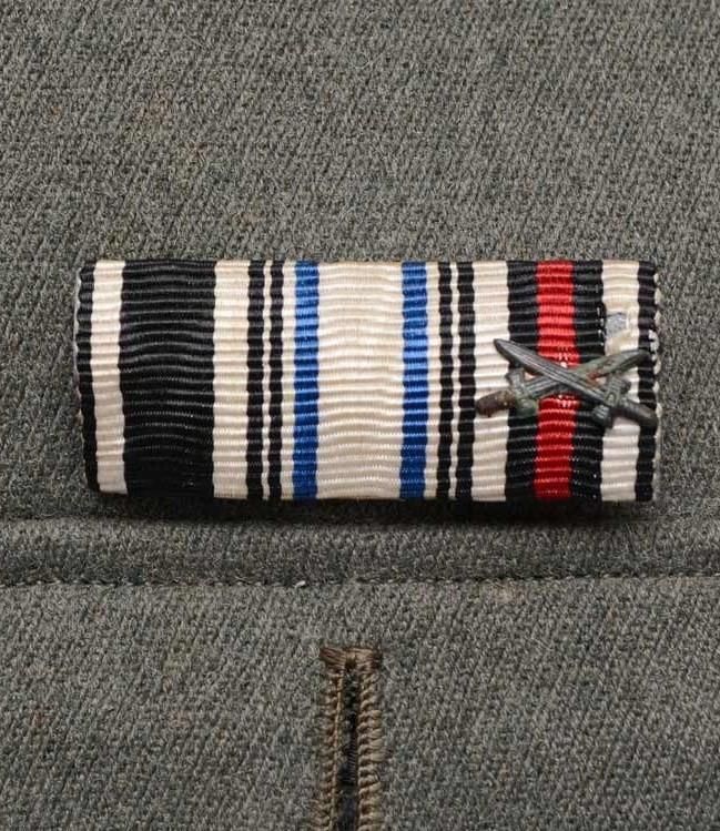 Authentification de deux vestes d'officiers de la Heer 170912082520387108