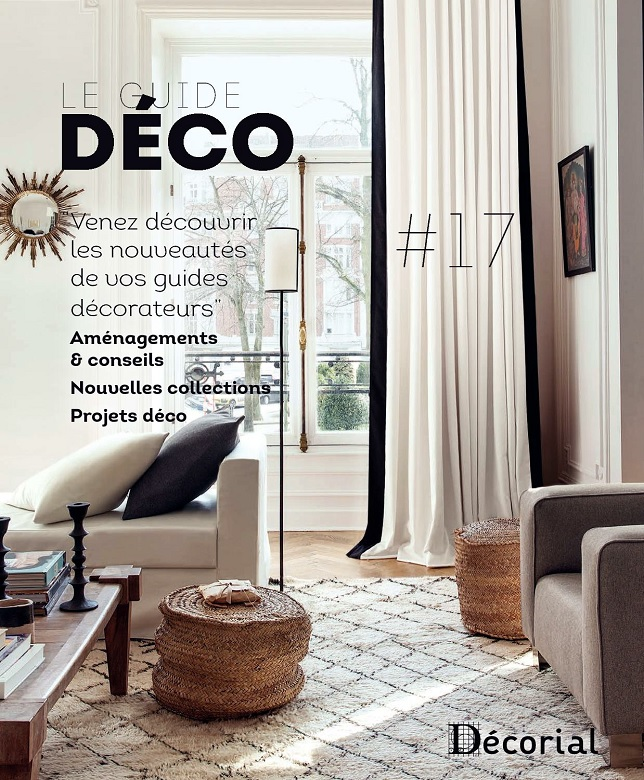Le Guide Deco N°17 - Septembre 2017