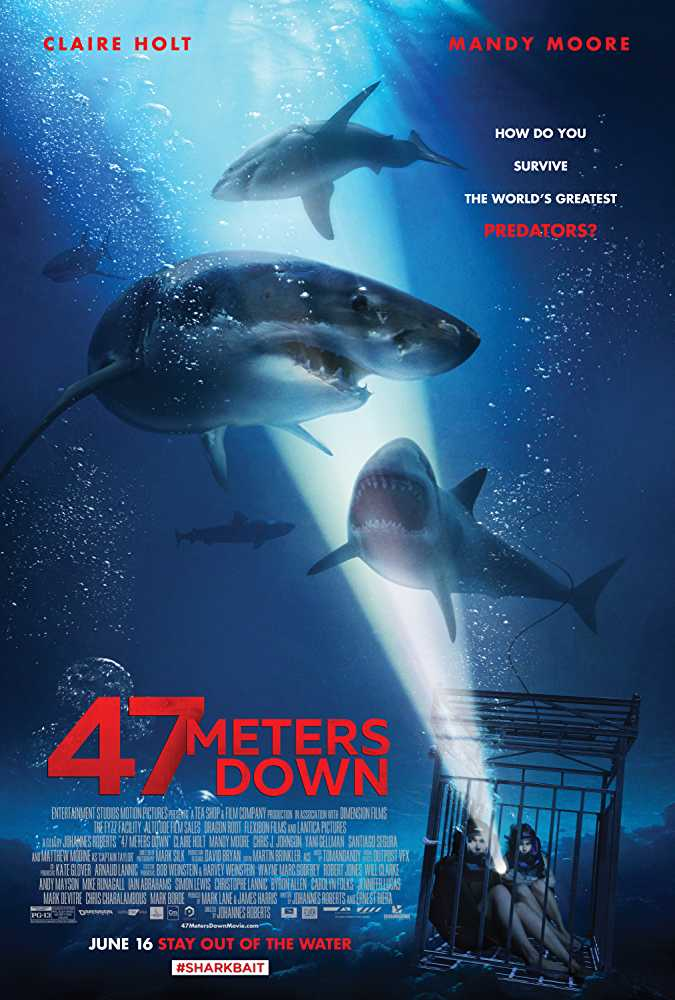 47 Meters Down (2017) poster image