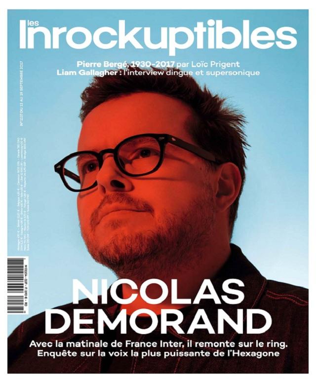Les Inrockuptibles N°1137 Du 13 Septembre 2017