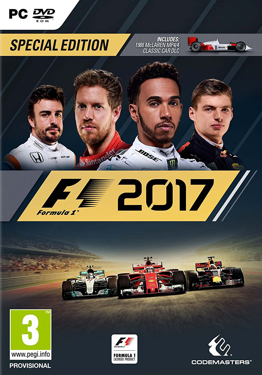 Poster for F1 2017