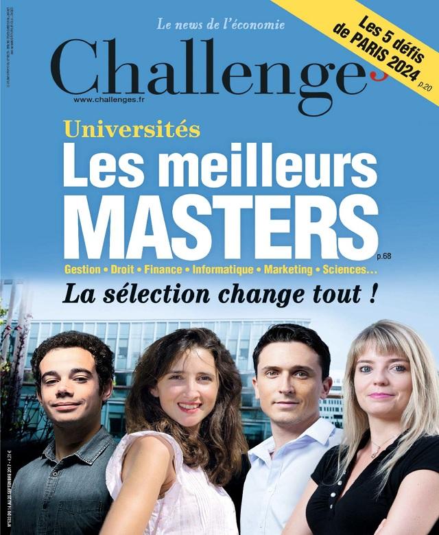 Challenges N°533 Du 14 au 20 Septembre 2017